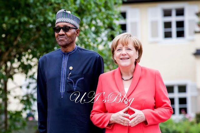 German Chancellor Merkel to visit Nigeria Thursday, reveals agenda