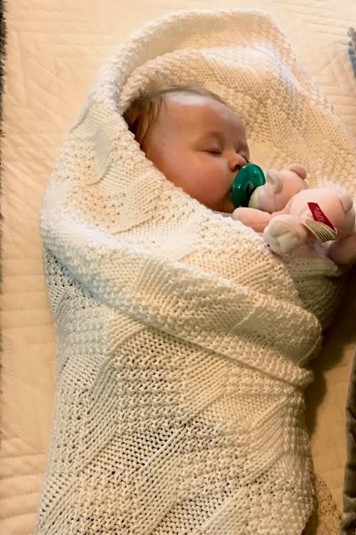 Grandma Birdie's Baby Blankie - Free Pattern