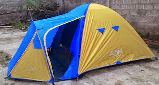 tenda rei kapasitas 6 orang
