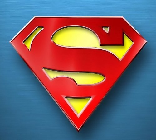 Logo Super Man