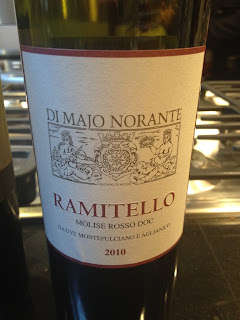 2010 Di Majo Norante Ramitello Rosso Molise
