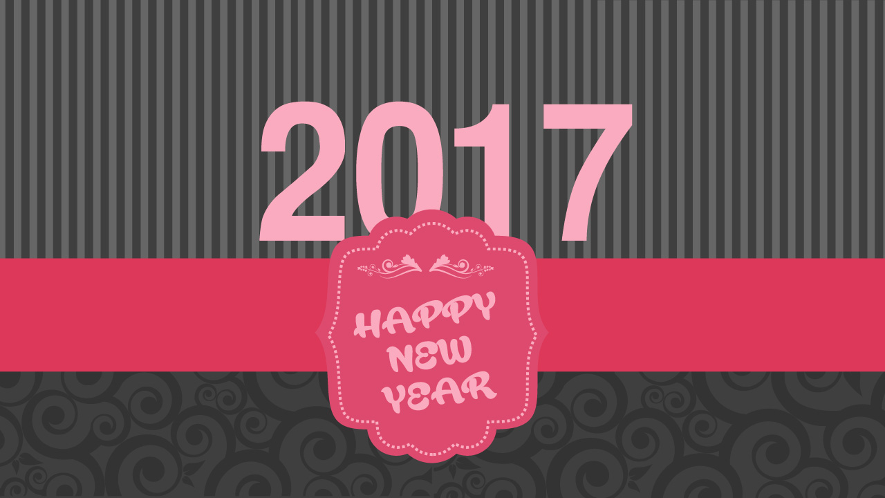 Happy New Year 2017 SMS Messages in English