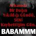 """BANA BİR MASAL ANLAT BABA  :""""("""