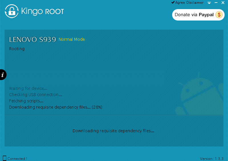 Aplikasi root android