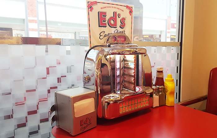 Ed's Easy Diner #GlasgowBurgerthon | Colours and Carousels - Scottish Lifestyle, Fashion & Beauty blog