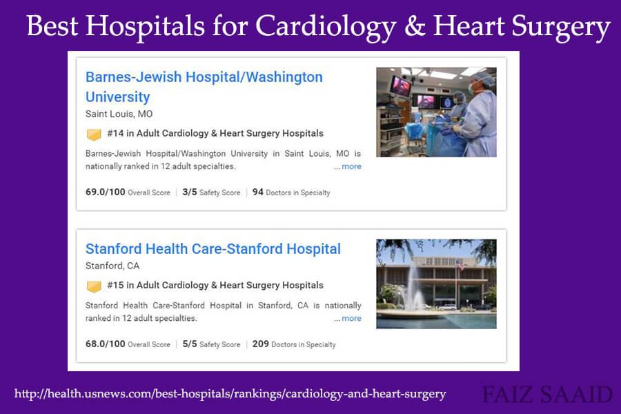 hospital stanford