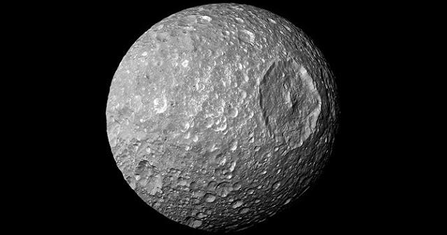 Mimas - NASA