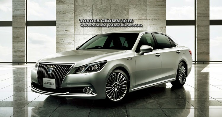 2018 Toyota Crown For Sale In Us - Cars Toyota Review