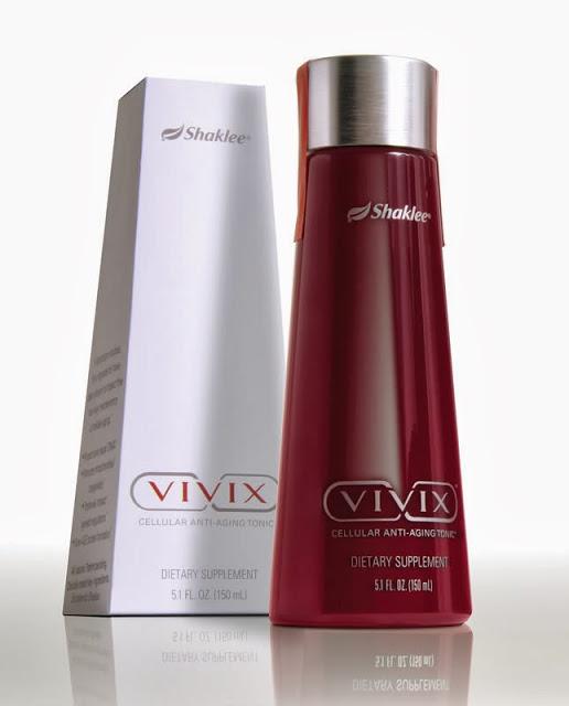 Vivx Shaklee promosi untuk kesihatan