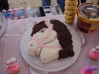 Cake Craft Pony Cake