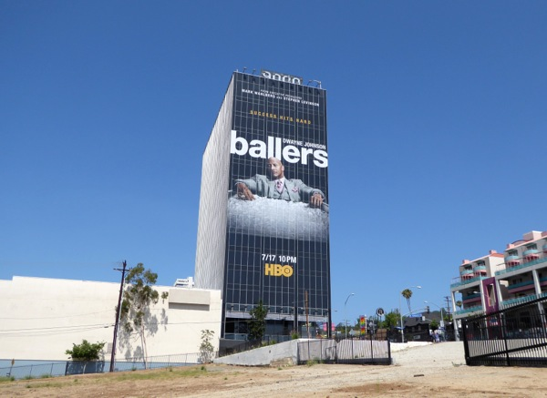 Giant Ballers season 2 billboard