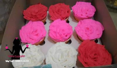 Kue Pdkt Paling Ampuh Buat Menaklukan hati Wanita bentuk bunga