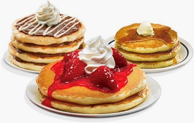 Pancake yaitu homogen camilan manis dadar yang dibentuk dengan tepung terigu Cara Membuat Pancake Dengan Mudah