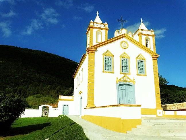 Igreja de Nossa Senhora da Lapa do Ribeirão, Ribeirão da Ilha, Florianópolis
