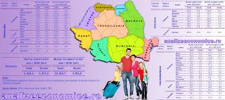 Topul regiunilor istorice după numărul de turiști din prima parte a anului