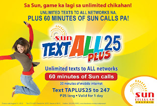 Text All Plus - Unlimited text to other networks