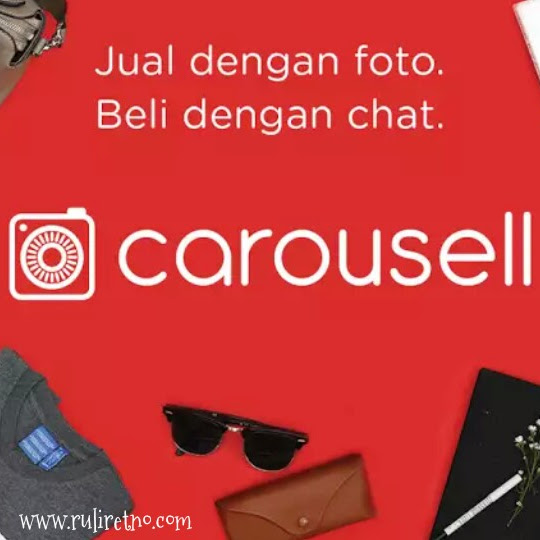 3 Langkah mudah jual barang dari rumah dengan Carousell