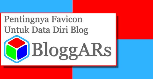 Pentingnya Favicon Untuk Data Diri Blog dan Cara Menggantinya