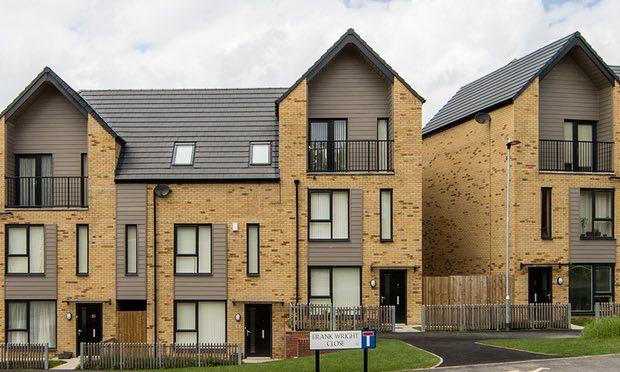 New Build Housing Developments Ponteland Area