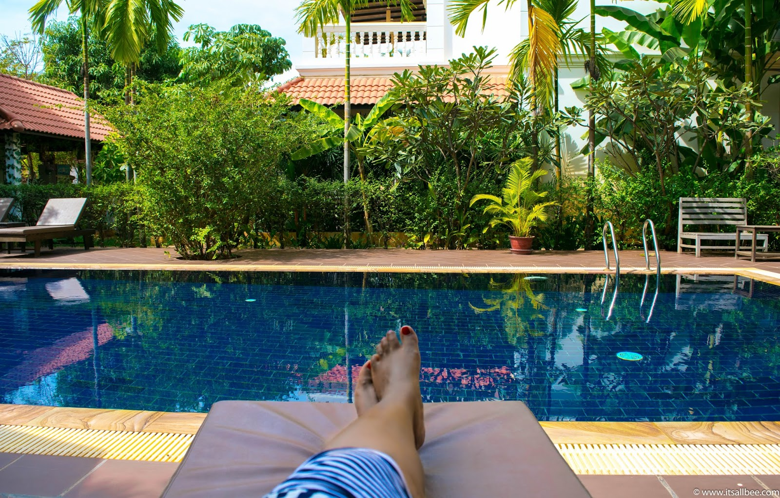 Cambodia | Where To Stay In Siem Reap with pool