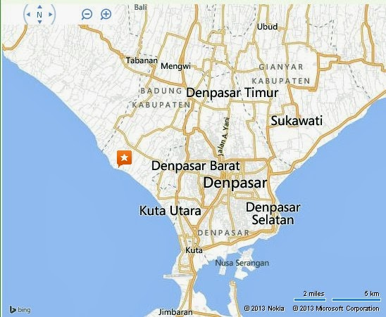 Bali Weather Forecast and Bali Map Info Location Map of