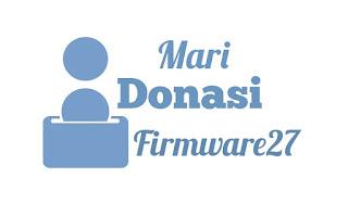 Donate fo Firmware27