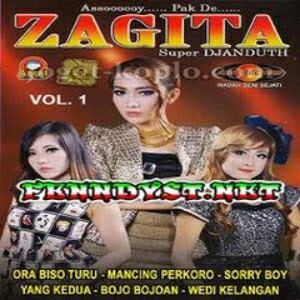 Various Artists - Zagita Super Djanduth Vol. 1 (2015) Album cover