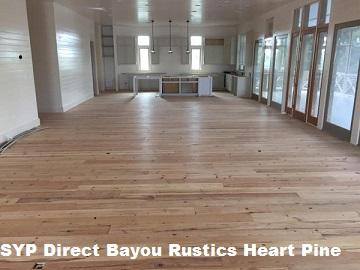 Caribbean heart pine diy heart pine flooring do it yourself heart pine flooring solutioingenieria Images