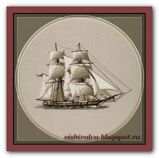 "Heritage Crafts Серия: Ships ""CTS245 Tall Ship Niagara"""
