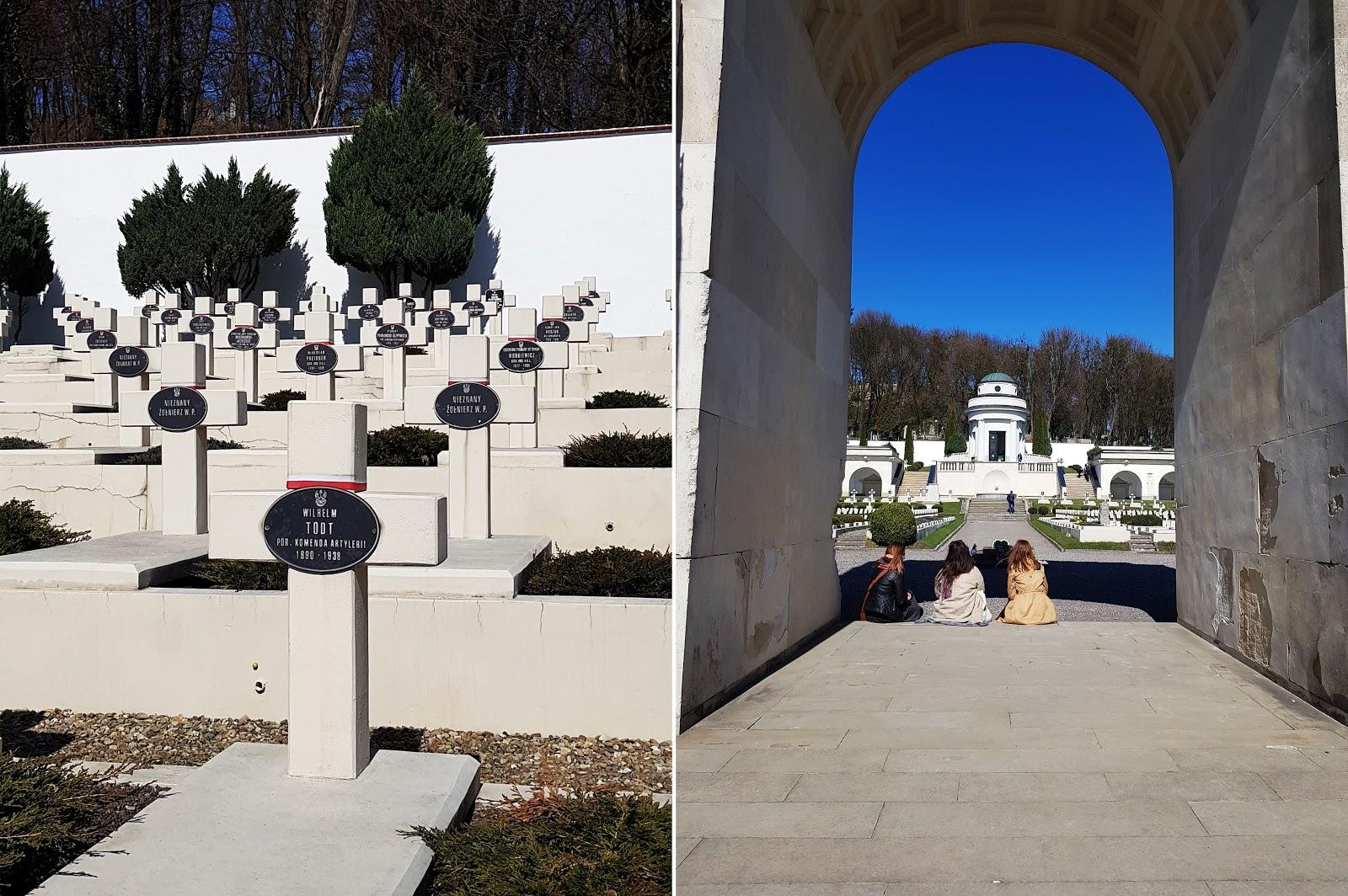 jak wejść na cmentarz lwowski