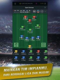 FIFA Online 3 Mobile Indonesia Apk Mod Terbaru 2018