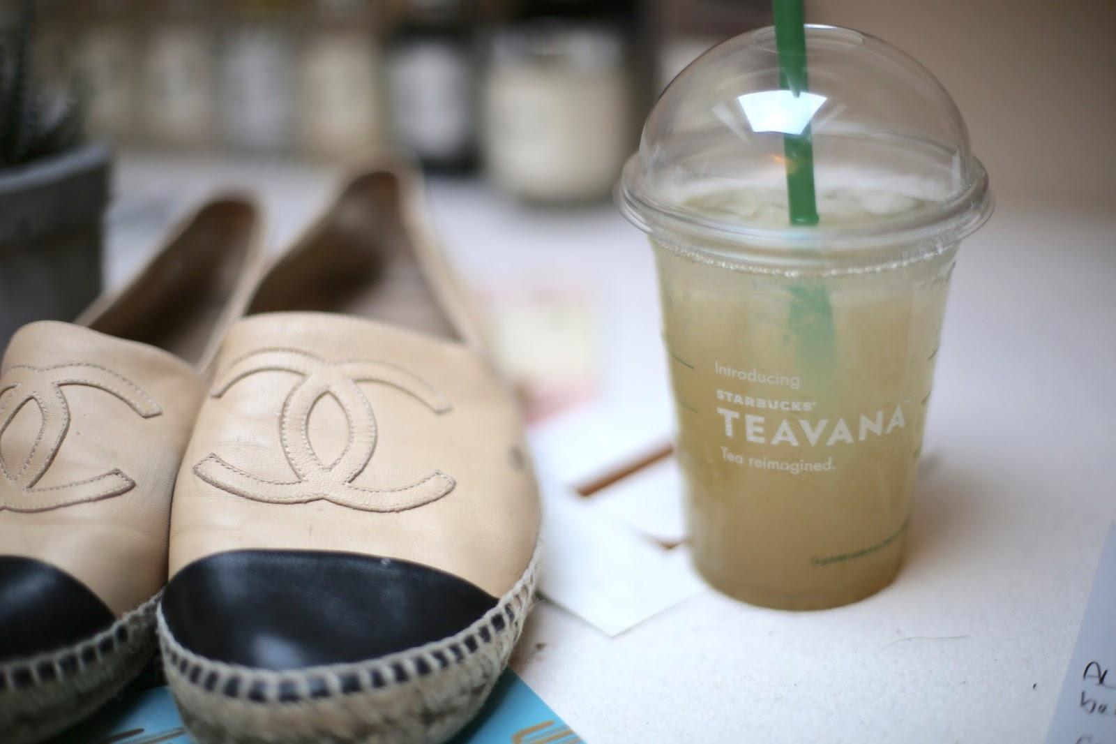 starbucks teavana