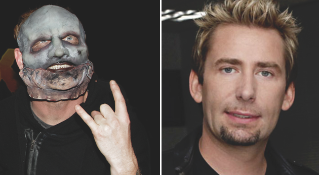 corey taylor chad kroeger