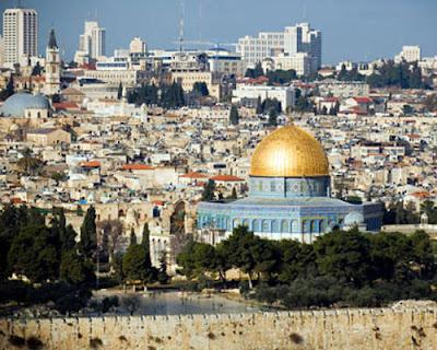 Trump cogita reconhecer Jerusalém como capital de Israel