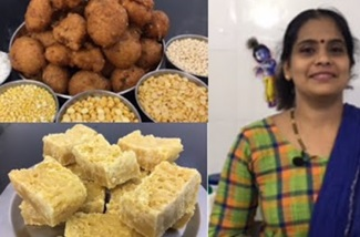Mysore pak | Teatime Snacks Thavalai Vadai