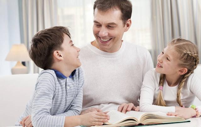 Cha mẹ thông thái dạy con khác cha mẹ thường thế nào ?