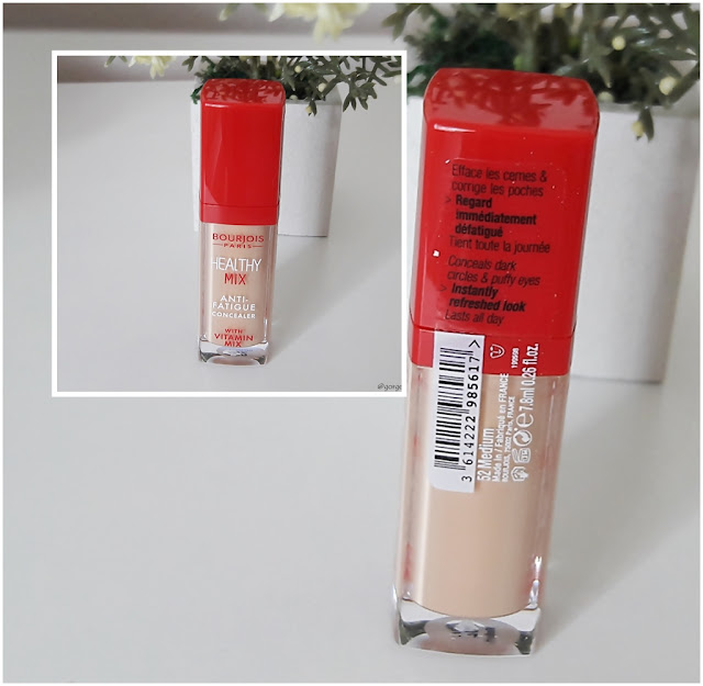 Bourjois Helathy Mix Notino.hr