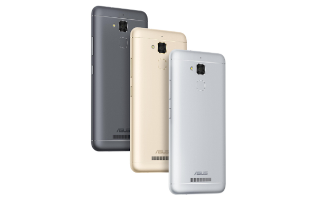 ASUS ZenFone 3 Max ZC520TL, Smartphone dengan Baterai Super Besar dan Tahan Lama