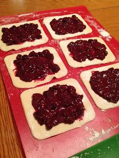 Vegan Jam Filling For Cake