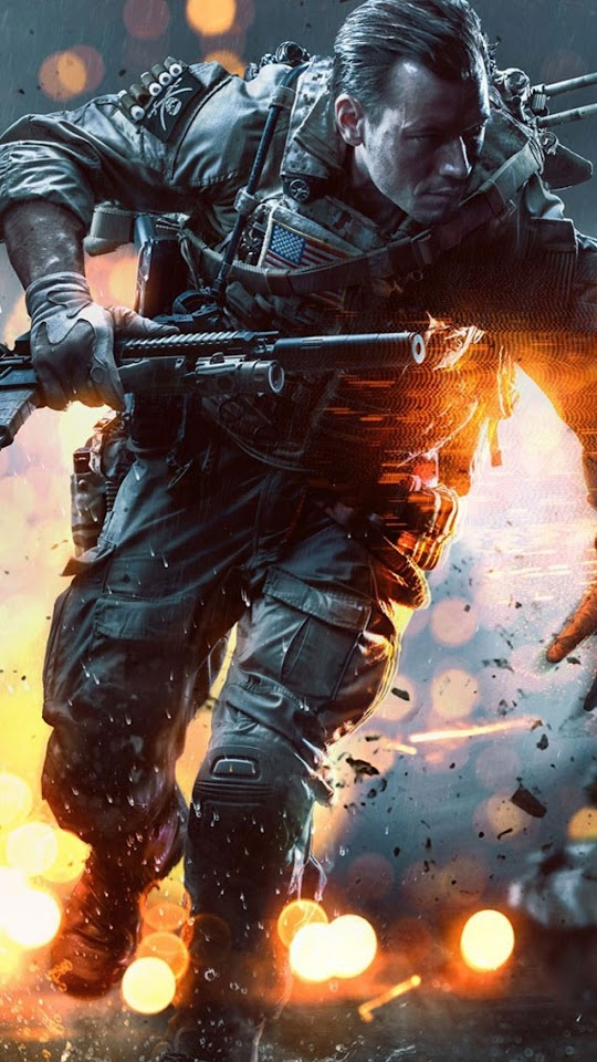 Battlefield 4   Galaxy Note HD Wallpaper