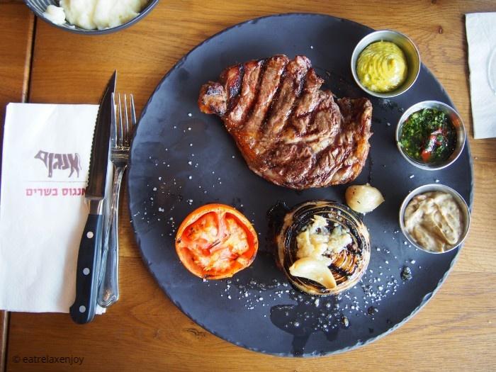 אנגוס בשרים בכפר סבא – לארוחת בשרים משובחת