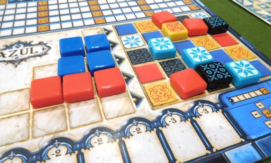 Ghenos games azul piastrelle joker add on gioco da tavolo italiano