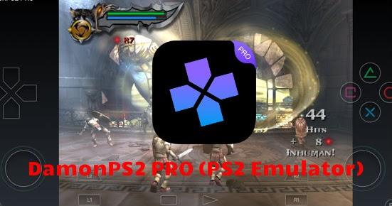 Ps2 Android Damonps2 Pro New Ps2 Emulator Bios – Fondos de Pantalla