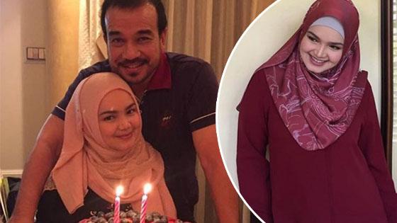 Peminat Teruja Nampak Baby Bump Siti Nurhaliza