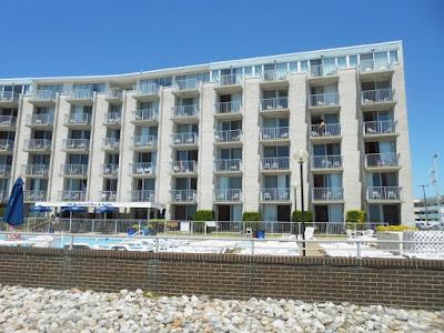 Acropolis Oceanfront Resort in North Wildwood