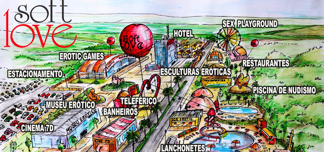 ErotikaLand! Brazil Plans to Open First Ever S*x-Themed Amusement Park in the World Next Year Seen by Tere De Jesus Garcia at 7:46pm