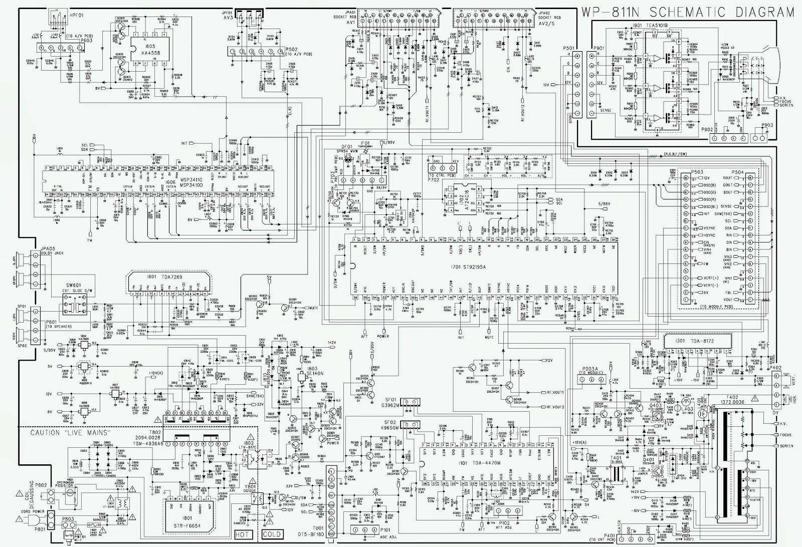 daewoo electrical wiring diagrams [ 1600 x 1092 Pixel ]