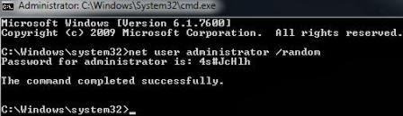 Assumindo usuário Administrador da maquina windows.