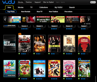 Watch Vudu Movies Online