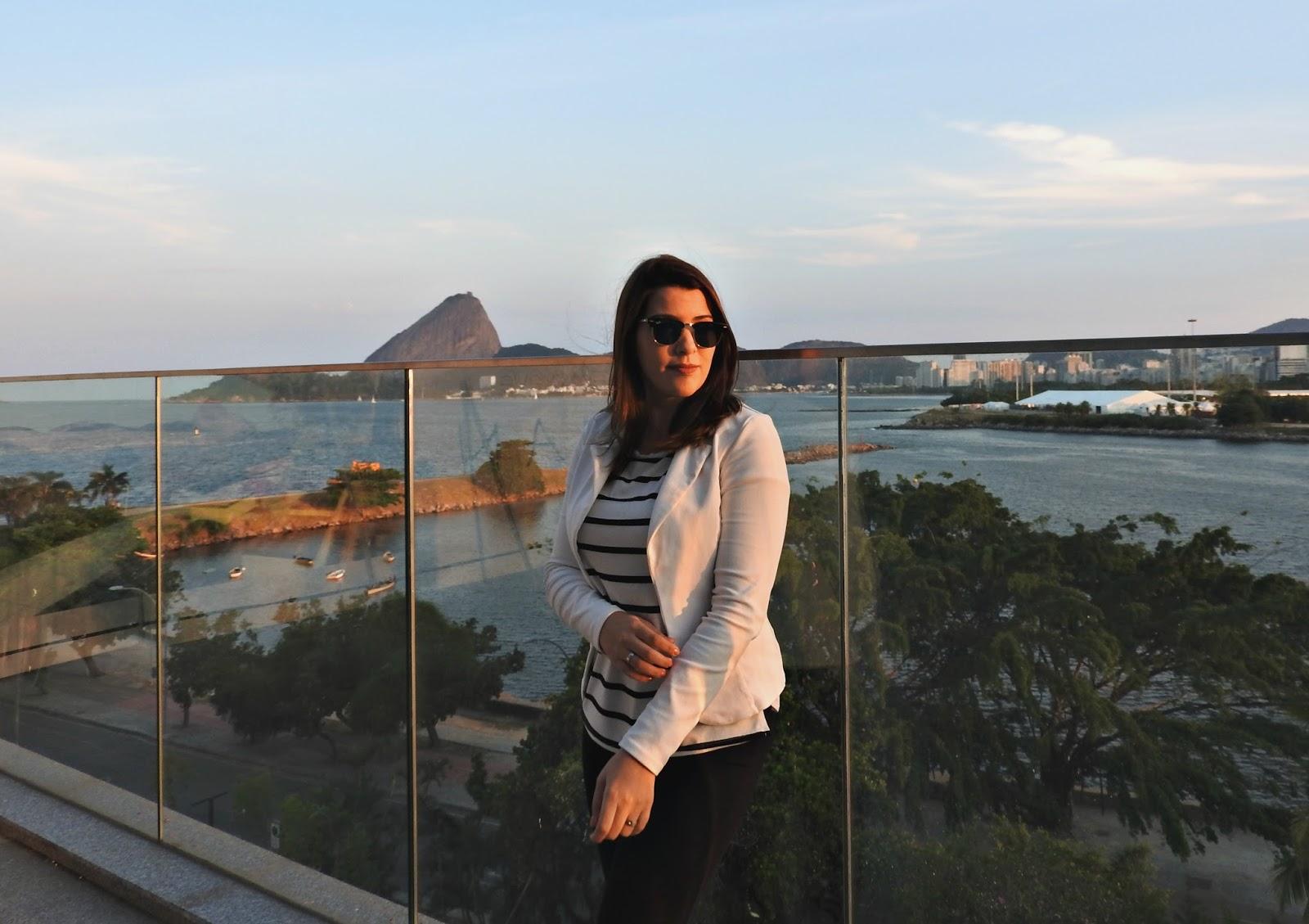 Rio de Janeiro e uma Vista maravilhosa
